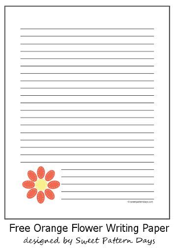 flower writing template pin by stephanie morris on crafts susanna pinterest
