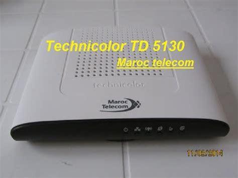 test velox telecom comment configurer routeur wifi de maroc telecom doovi