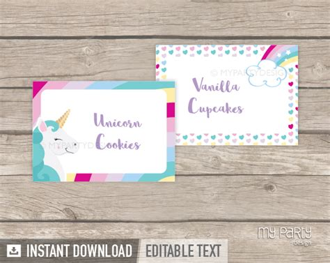 printable unicorn meat label unicorn party printable food labels my party design