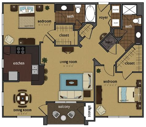 luxury apartments plan wesharepics
