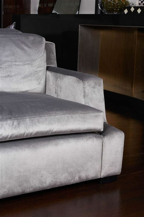 Custom Sofa Pillows Custom T 234 T 234 224 T 234 T 234 Sofa With Four Custom Pillows With Flange Detail For Sale At 1stdibs