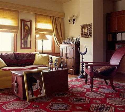 turkish rugs adding authentic accents to modern interior