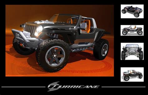 Allthings Jeep All Things Jeep Jeep Hurricane Concept Quot 5 Views Quot