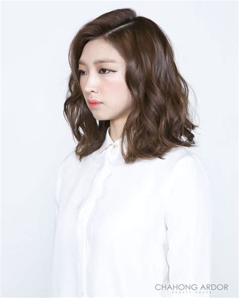 can asian hair be permed float wave perm 플로트 웨이브 펌 hair style by chahong ardor