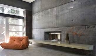 interior concrete walls 23 glamorous interior designs with concrete walls