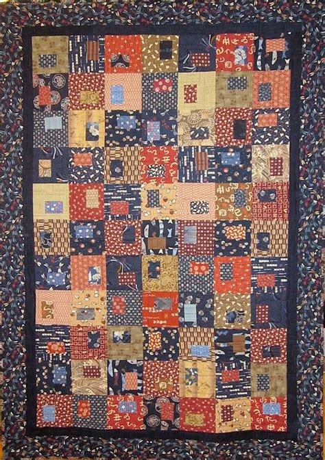 Japanese Patchwork Quilts - 49 best images about japanese jigsaw qs on
