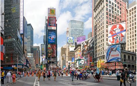 shops usa times square new york the most entertainment