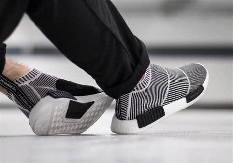 Adidas Nmd Slip On For adidas nmd cs1 city sock primeknit boost black white