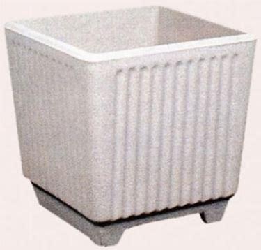 vasi cemento bianco fioriere cemento fioriere fioriere cemento vasi fioriere
