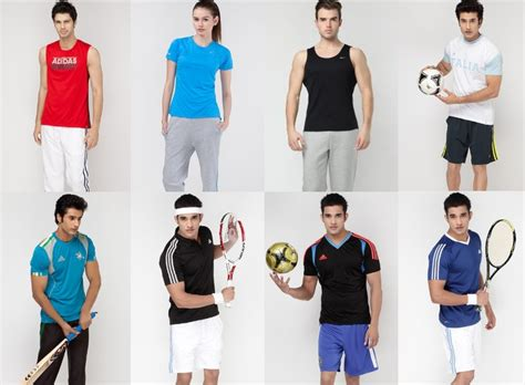 sports wear get sporty with sports accessories