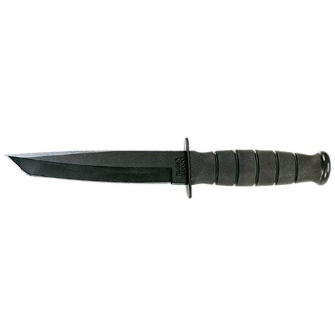 kabar tanto ka bar 174 black tanto knife edge 207860