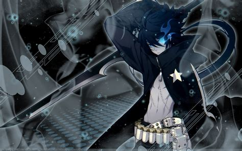wallpaper hd anime black rock shooter black rock shooter full hd wallpaper and background