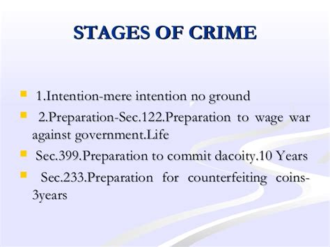 section 122 ipc criminal law power point updated 06 08 2015