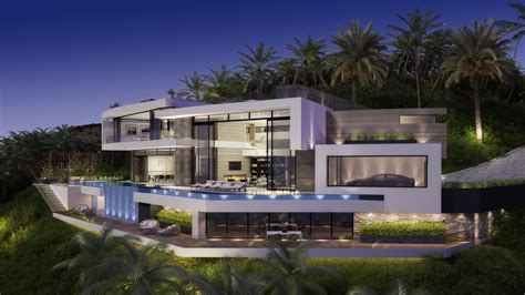 efd home design group curson house los angeles 3d realview com3d realview com