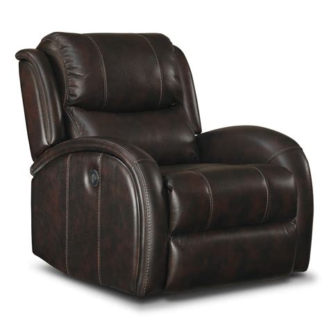 powered recliner chair furnishings for every room online and store furniture