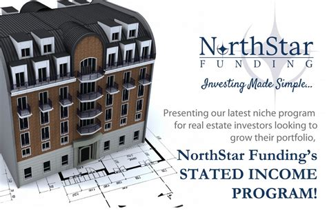 stated income loan northstar funding