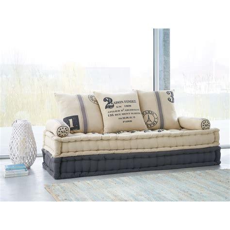 tappeto in cotone tappeto intessuto in iuta e cotone 140x200 maisons du monde