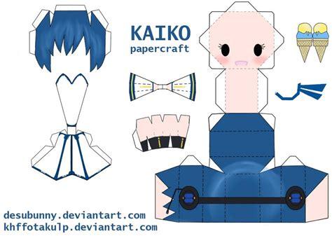 kaiko papercraft by khffotakulp on deviantart paper