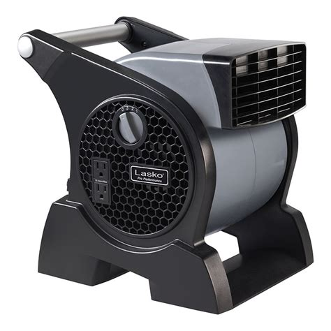 lasko multi purpose pivoting utility fan u12100 utility lasko products