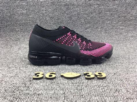 Nike Vapormax Premium Quality pink yellow mens nike air vapormax shoes