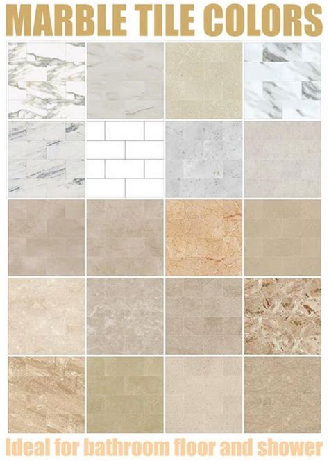 color marble marble tiles colors marble tile color chart above