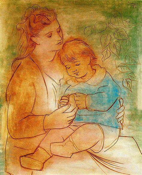 picasso paintings when he was a child and child pablo picasso wikiart org