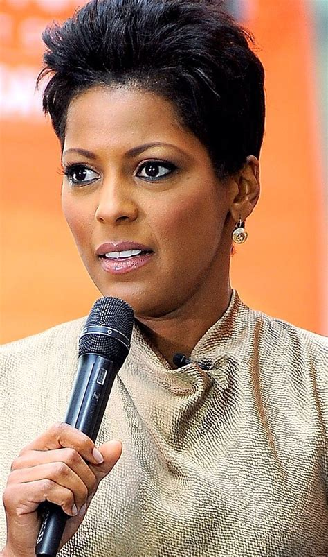 who is tamara hall with 2016 tamron hall short hair don t care pinterest anchors