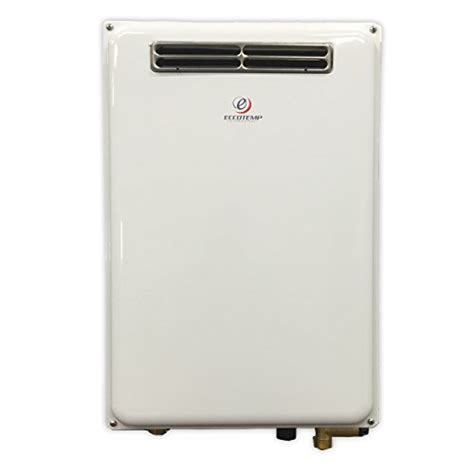 eccotemp tankless water heater propane eccotemp 45h lp outdoor liquid propane tankless water