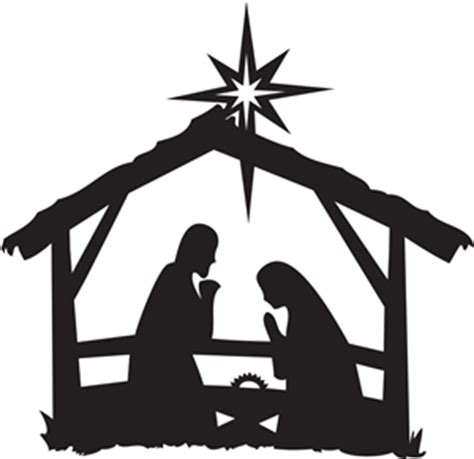 Nativity Silhouettes Silhouettes Pinterest Nativity Silhouette Silhouettes And Silhouette Nativity Silhouette Template