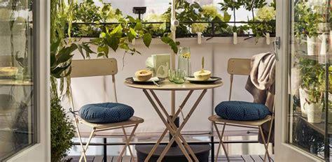 Arredare Un Balcone Piccolo by Come Arredare Il Balcone Piccolo 10 Soluzioni Ikea
