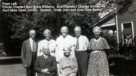 Gavett - Archer Family - Delaware County NY Genealogy and ...