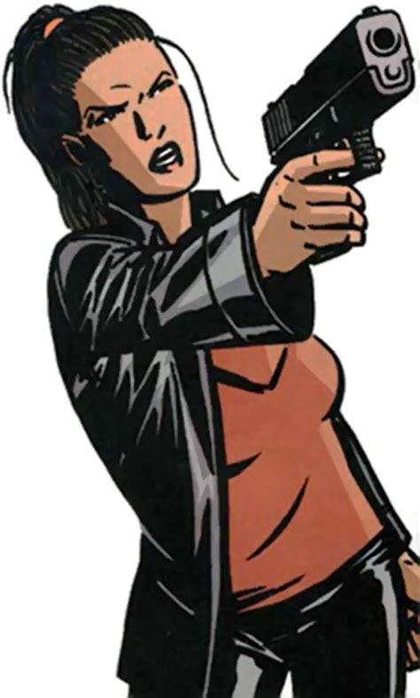 Kaos Gcpd Gotham City Heroes josie mac dc comics gcpd batman character gotham