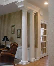 columns for homes interior columns decorative wood columns i elite trimworks