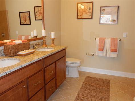 dorwood model home master bathroom style