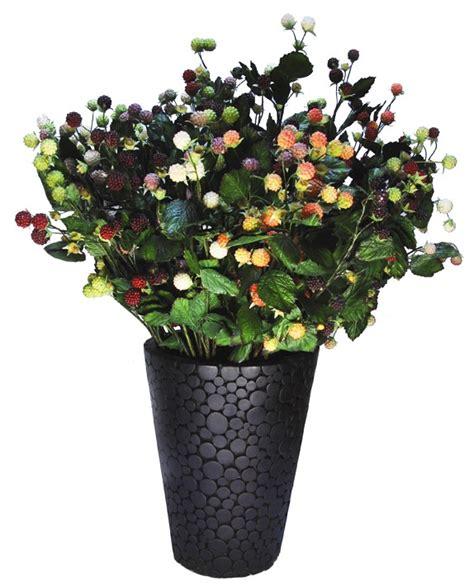 fiori riccione ramo di more fiori e piante artificiali fiori