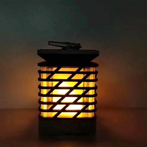 solar led candle l outdoor solar candle lights european led solar lights