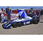 Tyrrell P34 At Silverstone Classic 2012 1jpg
