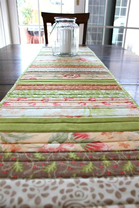 Patchwork Table Runners - best 25 patchwork table runner ideas on table