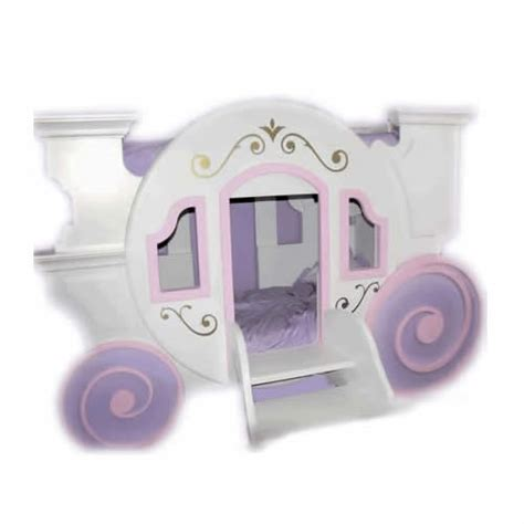 coach bed cinderella carriage bed home design and interior