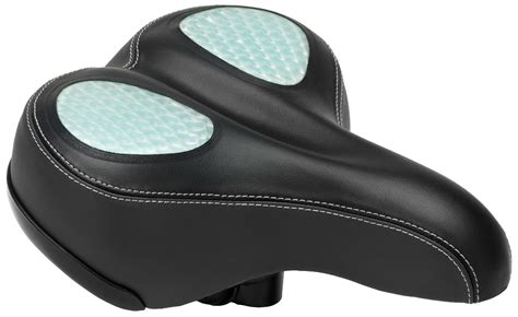 comfort bike seat schwinn gel comfort bike seat fitness sports wheeled