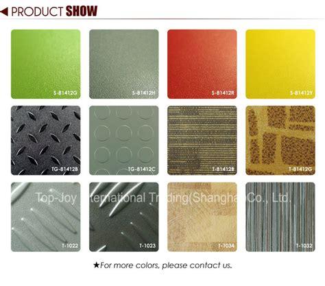 Solid Colour Vinyl Flooring by Classic Lemon Yellow Solid Color Vinyl Flooring View