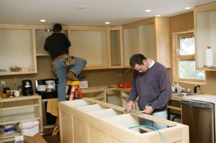 kitchen cabinet installation free estimates from local
