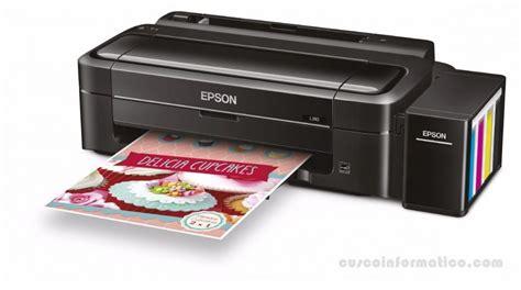 Tinta Printer Epson L310 impresora de tinta continua epson l310
