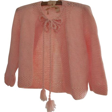 Sweater Pink List vintage pink sweater from here to ruby