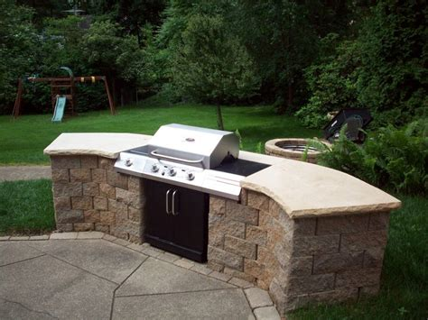 backyard bbq smokers outdoor block kitchen designs custom smoker submit an