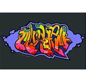3D Graffiti Designs Letters