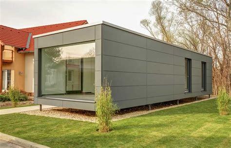 fertighaus module bungalow barrierefreies wohnen auf einer ebene