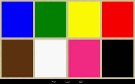 color identification learn colors for toddlers adfree