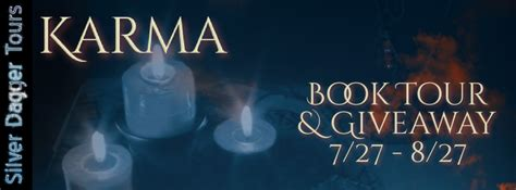 Win A Fabulous Giveaway With Silver Karma by Karma Book Tour Giveaway A S Corner Of The World