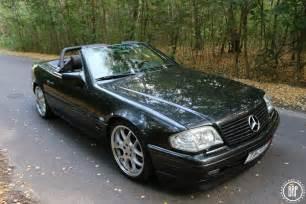 Mercedes Sl R129 Mercedes R129 Sl500 Brabus Style Benztuning